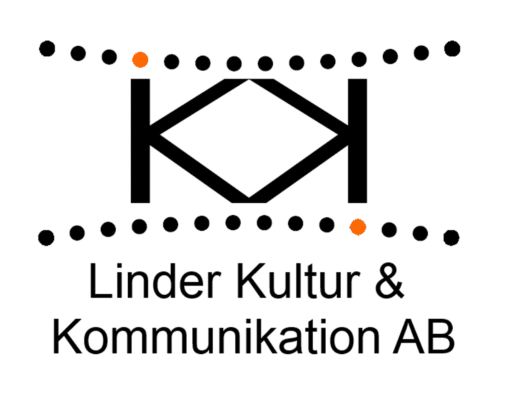 Linder Kultur & Kommunikation AB logotoyp
